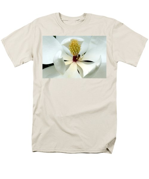 The Southern Magnolia Men's T-Shirt  (Regular Fit) by Kim Pate
