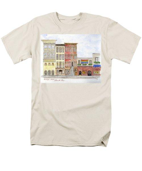 The Stonewall Inn Men's T-Shirt  (Regular Fit) by AFineLyne