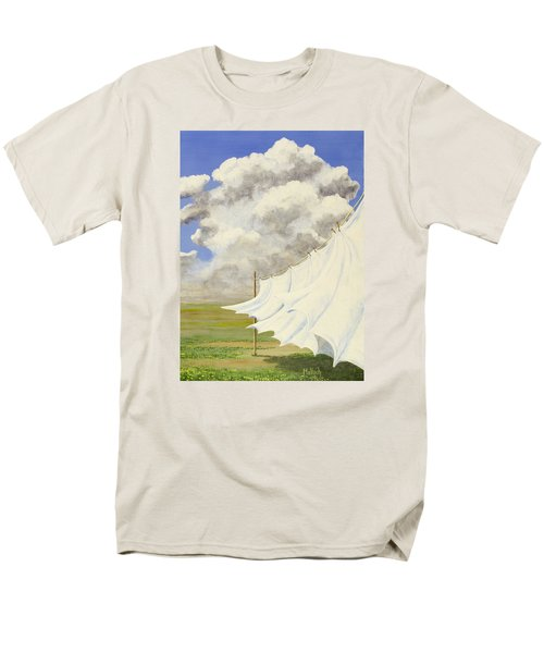 Three Sheets To The Wind Men's T-Shirt  (Regular Fit) by Jack Malloch