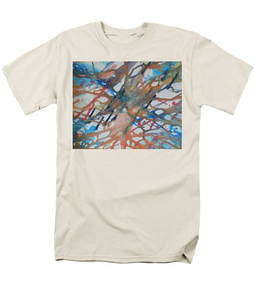 Tube Men's T-Shirt  (Regular Fit) by Thomasina Durkay