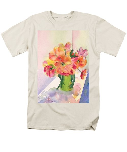 Tulips For Mother's Day Men's T-Shirt  (Regular Fit)