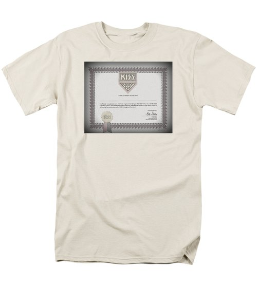 Ultimate Fan Men's T-Shirt  (Regular Fit)
