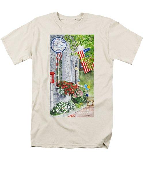 University Of Nantucket Shop Men's T-Shirt  (Regular Fit)