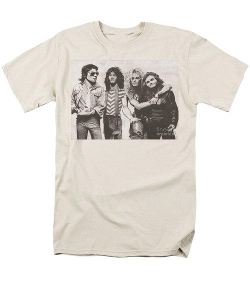 Van Halen Men's T-Shirt  (Regular Fit)