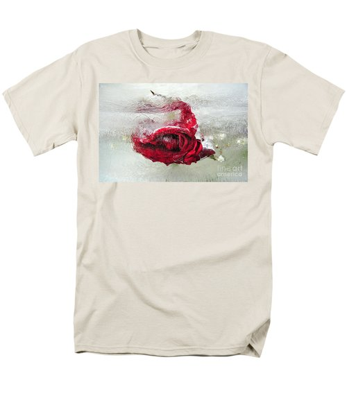 Victim Of Anti-aging Men's T-Shirt  (Regular Fit) by Randi Grace Nilsberg