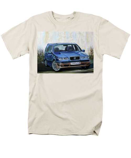 Volvo Men's T-Shirt  (Regular Fit)