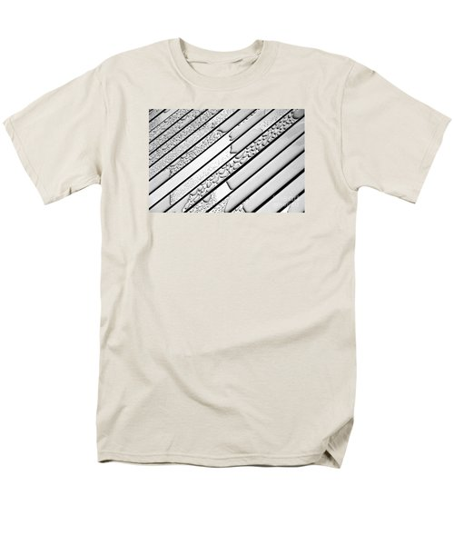 Watermarked 3 Men's T-Shirt  (Regular Fit) by Wendy Wilton