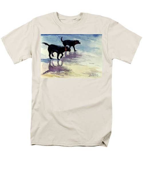 Waverunners Men's T-Shirt  (Regular Fit) by Molly Poole
