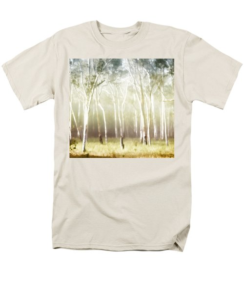 Whisper The Trees Men's T-Shirt  (Regular Fit) by Holly Kempe