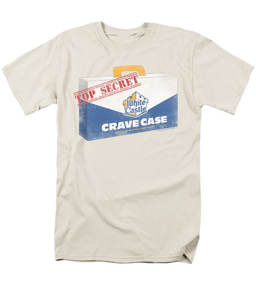 White Castle - Crave Case Men's T-Shirt  (Regular Fit) by Brand A