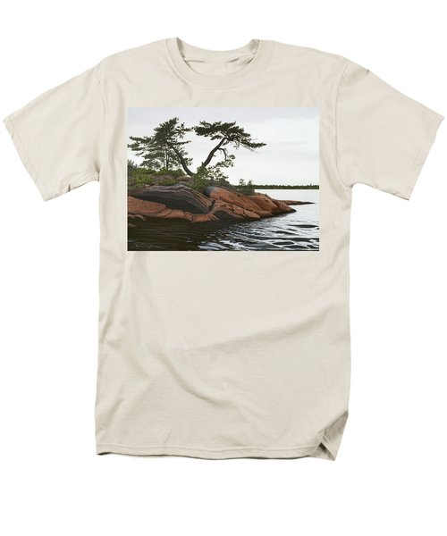 Windswept Men's T-Shirt  (Regular Fit) by Kenneth M  Kirsch