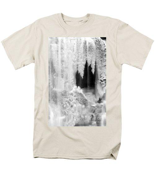Winter Cave Men's T-Shirt  (Regular Fit)