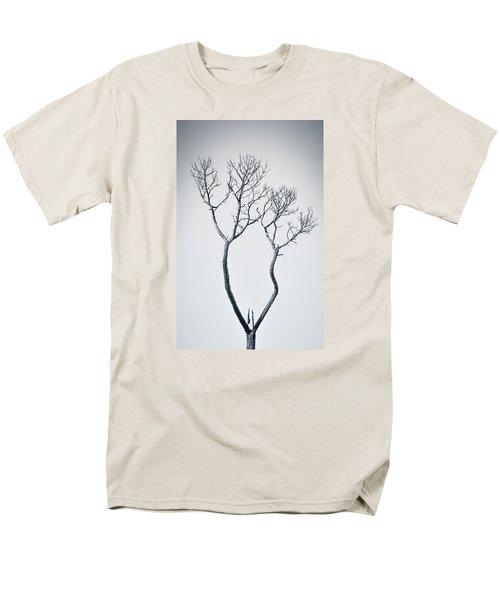 Wishbone Tree Men's T-Shirt  (Regular Fit)