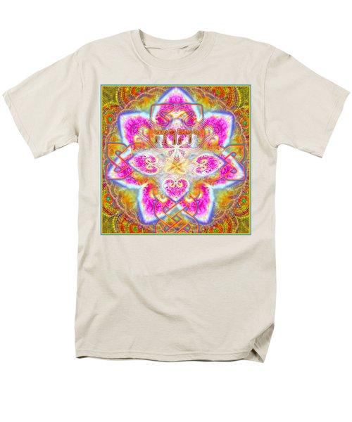 Yhwh 3 14 2014 Men's T-Shirt  (Regular Fit) by Hidden  Mountain