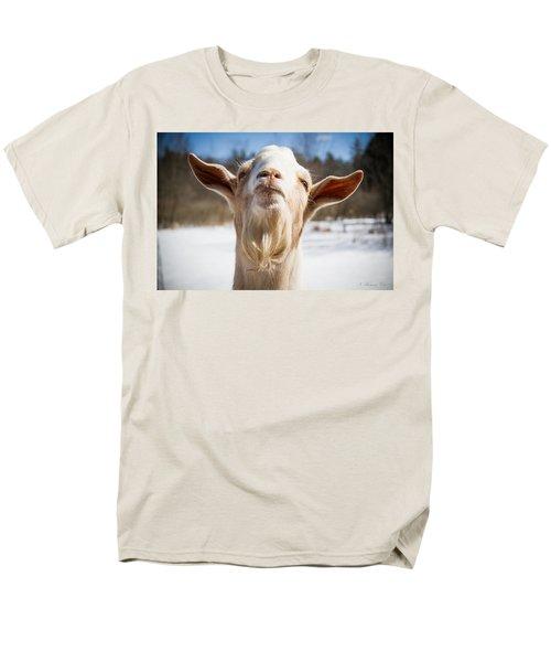 'yoda' Goat Men's T-Shirt  (Regular Fit)
