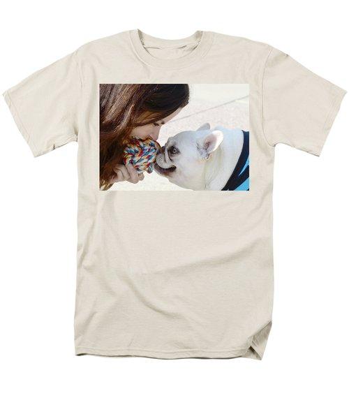 Men's T-Shirt  (Regular Fit) featuring the photograph Yummmm by Lisa Phillips