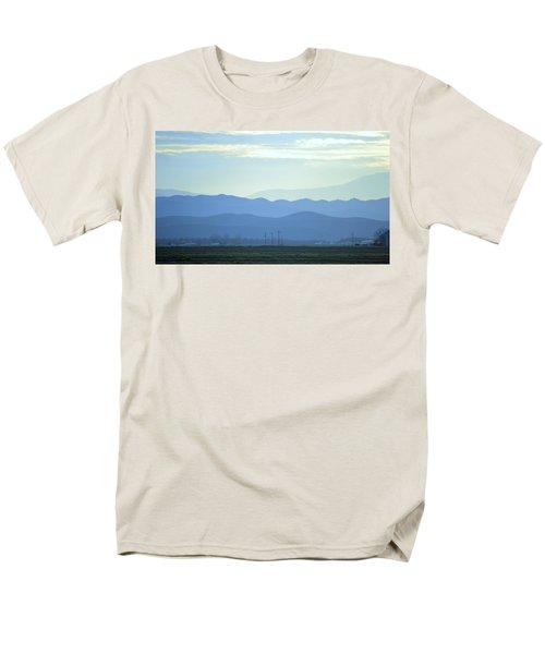 Men's T-Shirt  (Regular Fit) featuring the photograph Layers by Rima Biswas