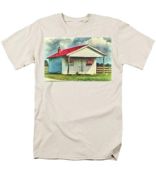 Royster Fertilizers  Men's T-Shirt  (Regular Fit) by Lynne Jenkins