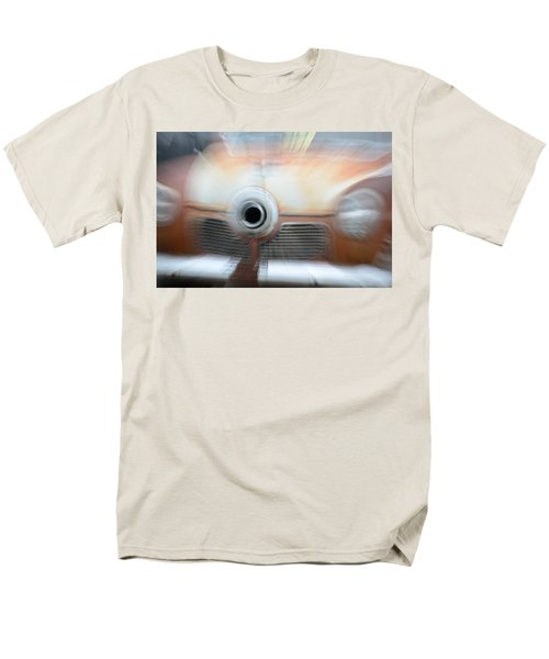 1951 Studebaker Abstract Men's T-Shirt  (Regular Fit) by Randy J Heath
