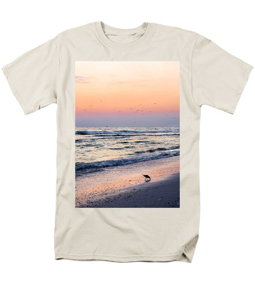 At Sunset Men's T-Shirt  (Regular Fit) by Angela Rath