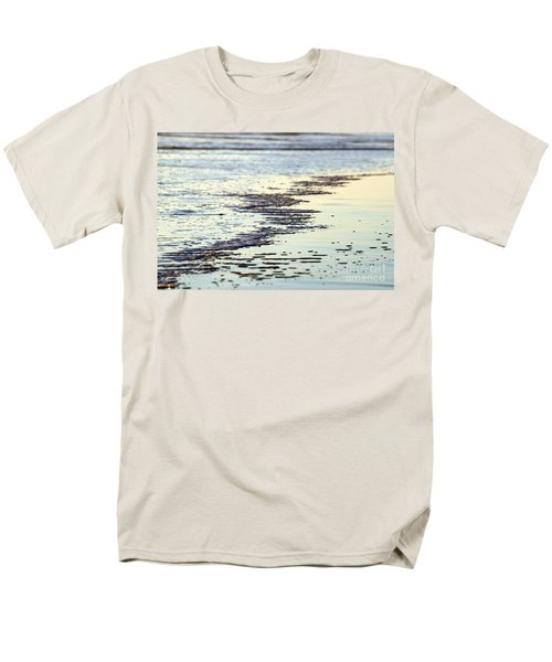 Beach Water Men's T-Shirt  (Regular Fit) by Henrik Lehnerer