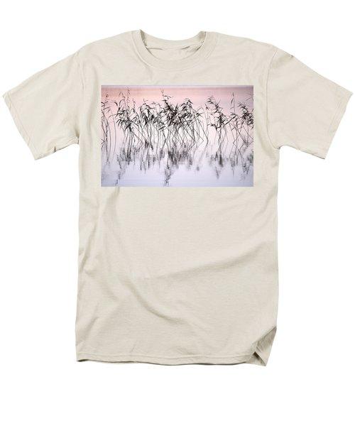 Common Reeds Men's T-Shirt  (Regular Fit) by Jouko Lehto