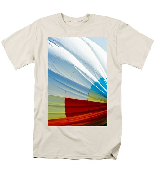 Deflating Men's T-Shirt  (Regular Fit) by Colleen Coccia