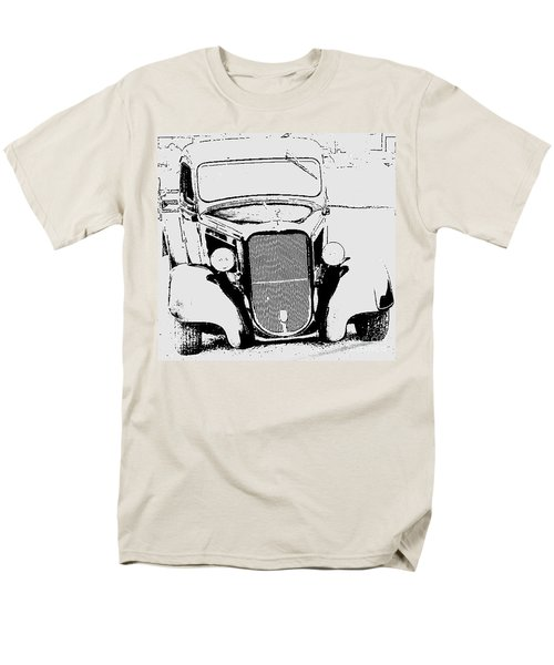 Men's T-Shirt  (Regular Fit) featuring the photograph Good Ole Days by Greg Moores