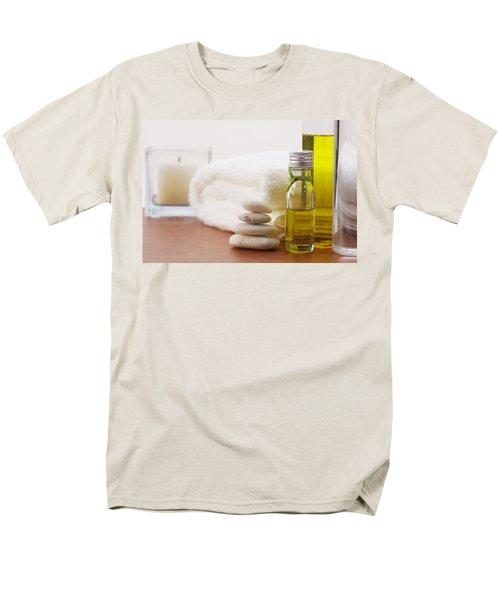 Health Spa Men's T-Shirt  (Regular Fit) by Atiketta Sangasaeng