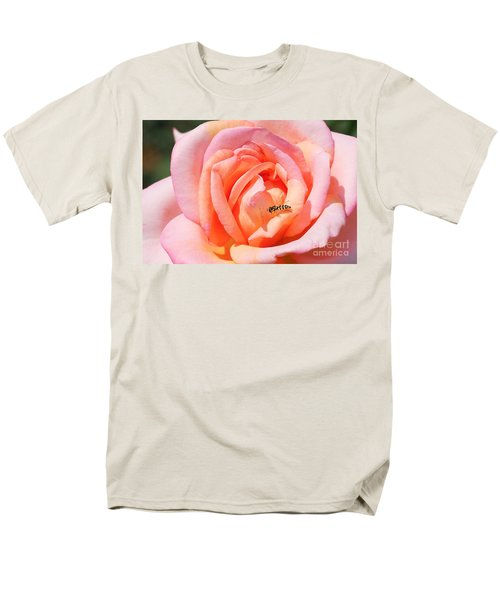 Men's T-Shirt  (Regular Fit) featuring the photograph In Search Of Nectar by Fotosas Photography