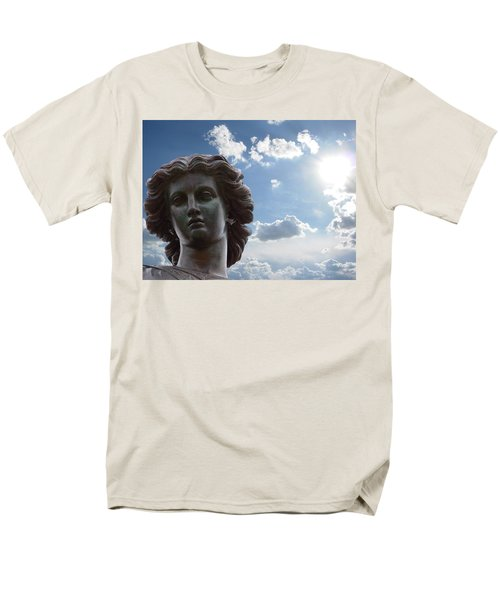 Lady Of The Waters Men's T-Shirt  (Regular Fit) by Sarah McKoy