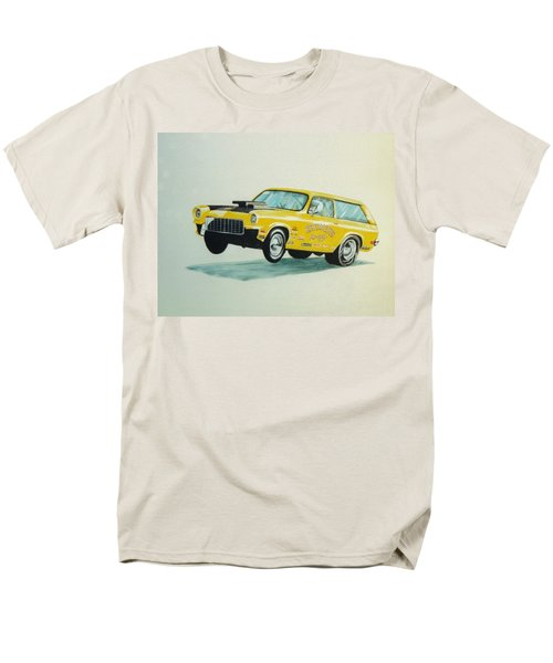 Lift Off Men's T-Shirt  (Regular Fit) by Stacy C Bottoms