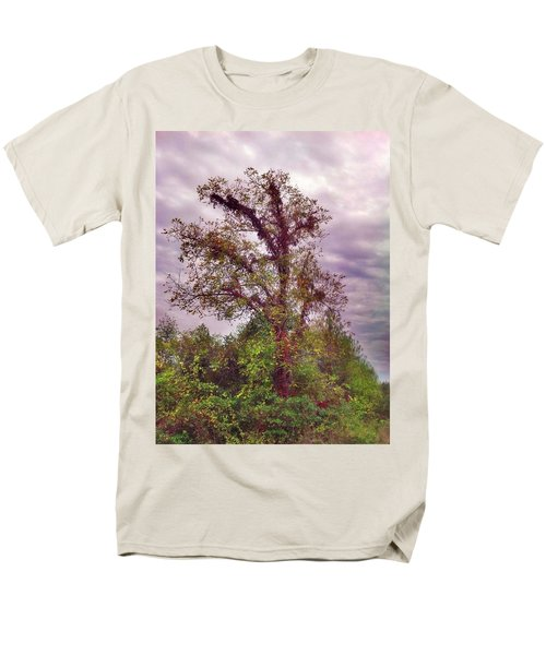 Majestic  Men's T-Shirt  (Regular Fit) by Janice Spivey
