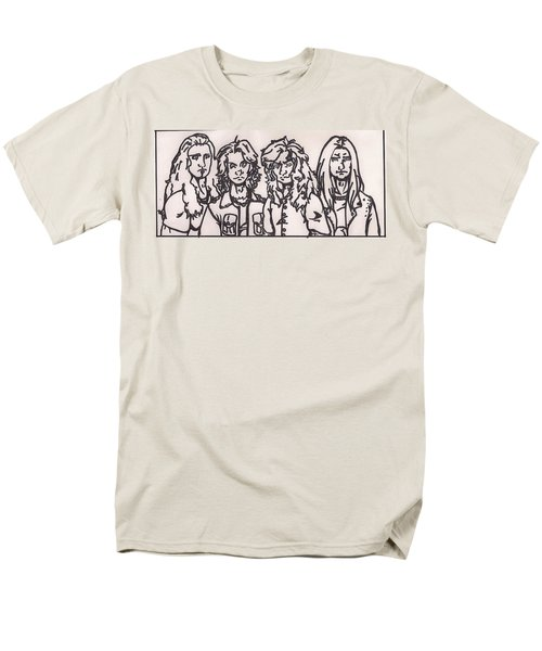 Megadeth Men's T-Shirt  (Regular Fit) by Jeremiah Colley