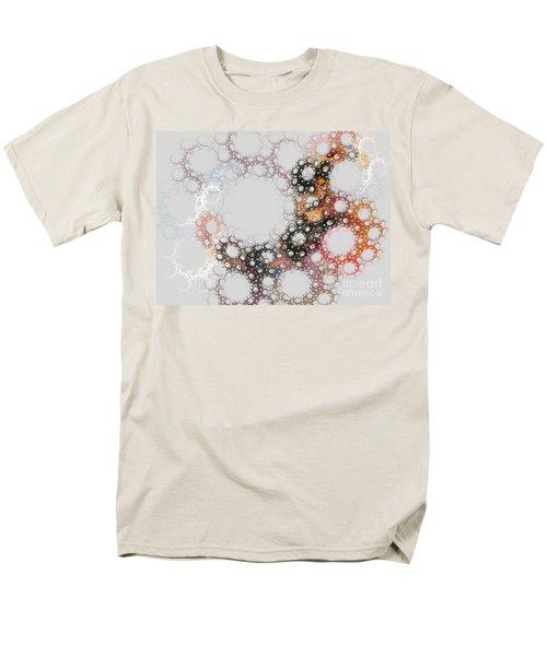 Men's T-Shirt  (Regular Fit) featuring the digital art Orbital by Kim Sy Ok