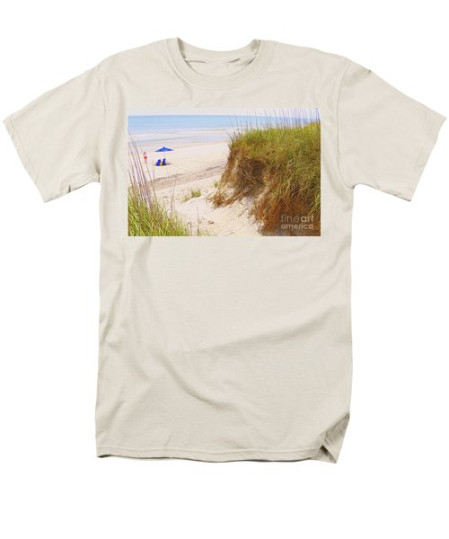 Men's T-Shirt  (Regular Fit) featuring the photograph Outerbanks by Lydia Holly