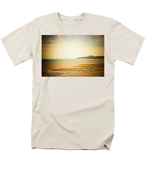 Men's T-Shirt  (Regular Fit) featuring the photograph Serenity by Sara Frank