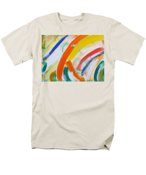 Men's T-Shirt  (Regular Fit) featuring the painting Souls by Sonali Gangane
