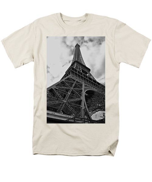 Men's T-Shirt  (Regular Fit) featuring the photograph Still Standing by Eric Tressler