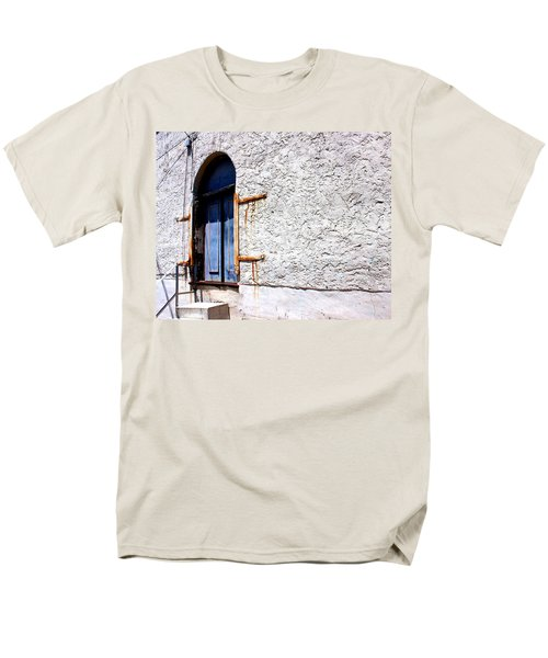 The Back Door Men's T-Shirt  (Regular Fit) by Betty Northcutt