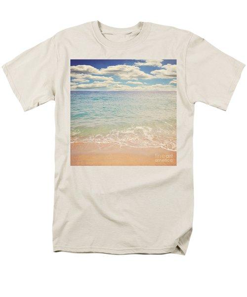 The Beach Men's T-Shirt  (Regular Fit) by Lyn Randle