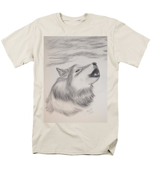 The Howler Men's T-Shirt  (Regular Fit) by Maria Urso