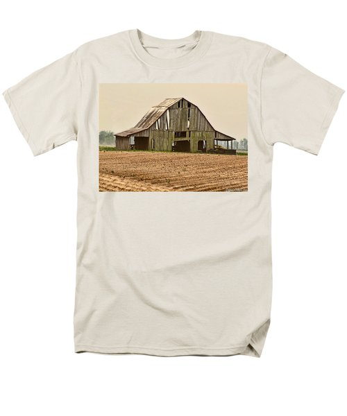 Men's T-Shirt  (Regular Fit) featuring the photograph Vanishing American Icon by Debbie Portwood