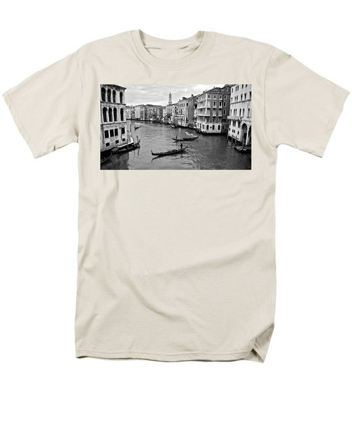 Men's T-Shirt  (Regular Fit) featuring the photograph Venezia by Eric Tressler