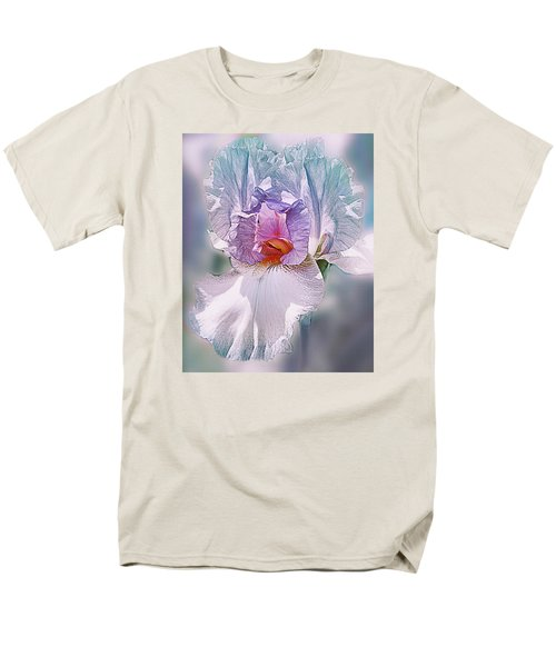 Men's T-Shirt  (Regular Fit) featuring the digital art Warm Hearted by Mary Almond