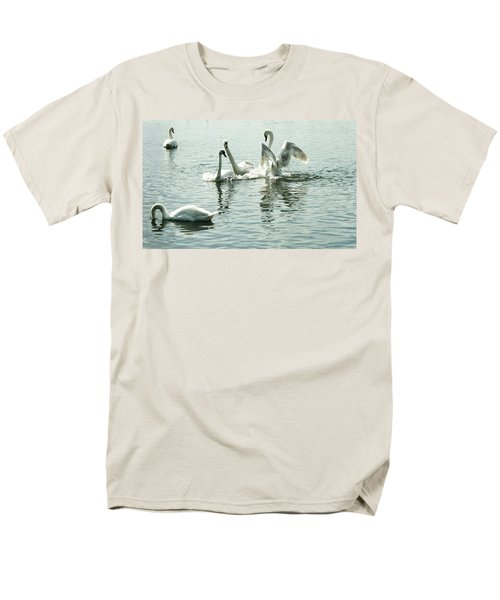 I Think He Means It..... This Time........ Men's T-Shirt  (Regular Fit) by Martina Fagan
