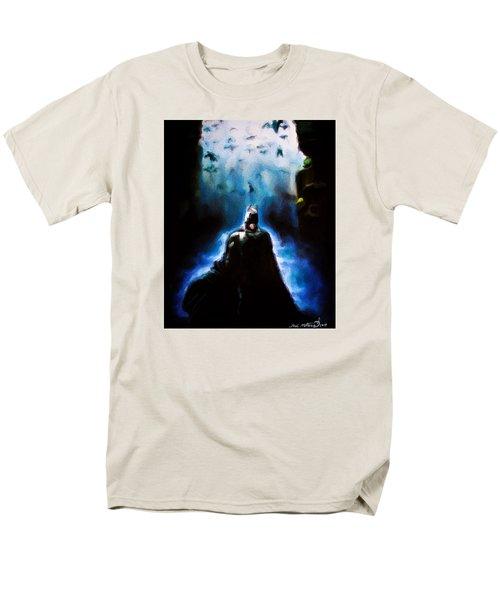 Into The Cave Men's T-Shirt  (Regular Fit) by Darryl Matthews