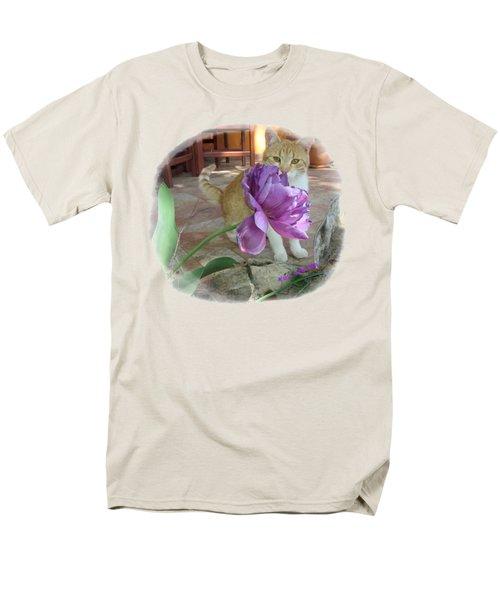 You See Me Men's T-Shirt  (Regular Fit) by Vesna Martinjak