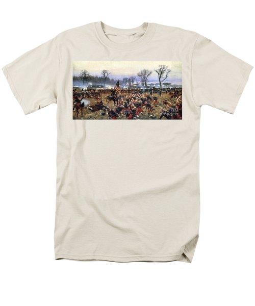 Battle Of Fredericksburg Men's T-Shirt  (Regular Fit) by Granger