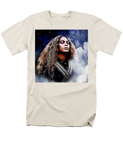 Beyonce  Men's T-Shirt  (Regular Fit) by The DigArtisT
